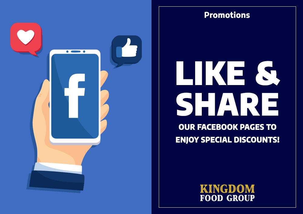 4) Promotions (Facebook Promo)
