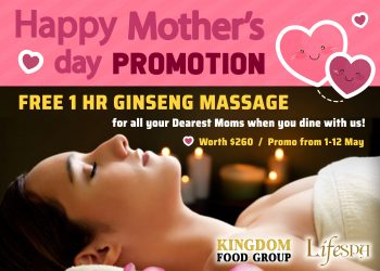 Mothers Day x Lifespa (Website)